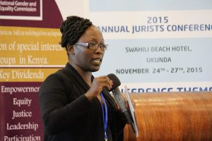 #AJC2015. Conference held at Swahili Beach International Hotel.