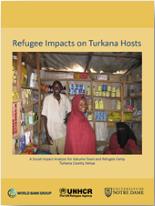Refugee impact on turkana hosts