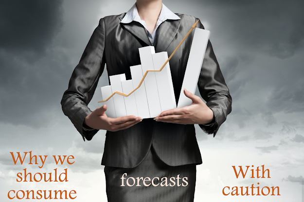 consume forecasts with caution